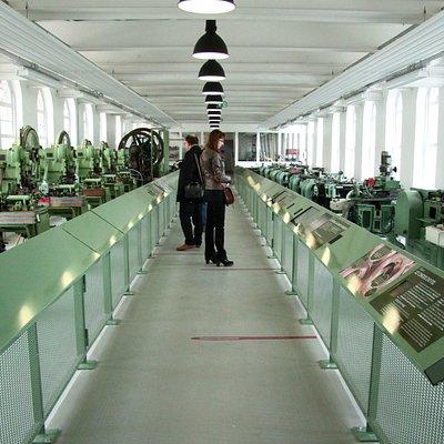 Les Ateliers de production - vue générale
