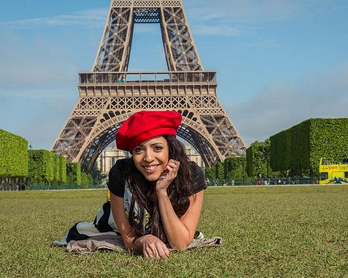 The Eiffel Tower... just for you!  Ask TripShooter for the best moment for a deserted backdrop.