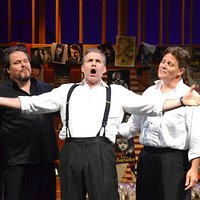 """Baritones UnBound"" plays at Asolo Rep through June 29"