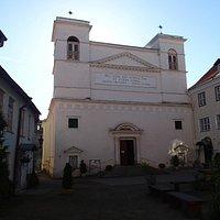 Католический собор св. Петра и Павла