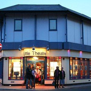 Exterior of Sheringham Little Theatre