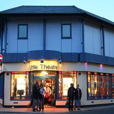 Exterior of Sheringham Little Theatre