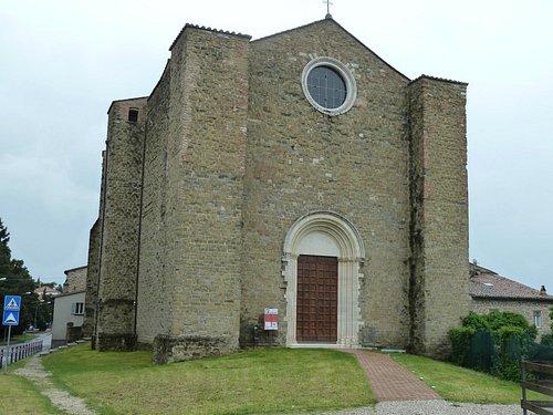 San Bevignate Templar Site