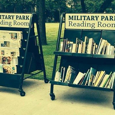 Reading Room!!