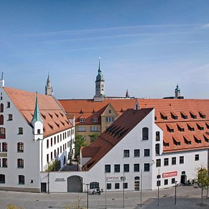 Außenansicht des Münchner Stadtmuseums / Exterior view of Münchner Stadtmuseum