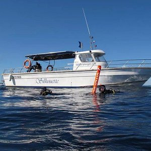 Voici le bateau le Silhouette, où vous êtes accueillis et bien installé pour passer un moment de
