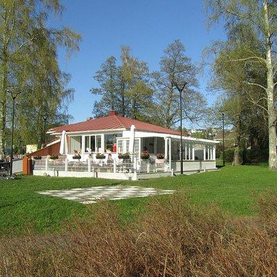 Summer cafe Kesähattu is open for summer (www.kesahattu.fi)