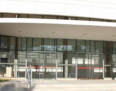 Hall do Teatro do Sesi