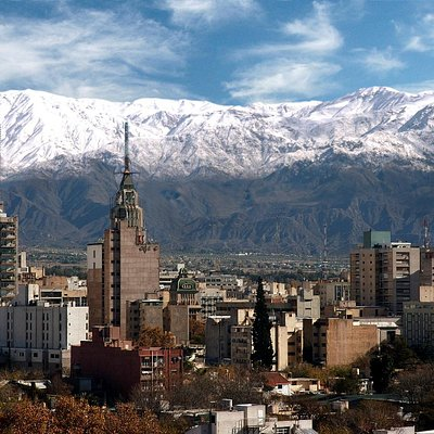 This is Mendoza! Come and visit us!
