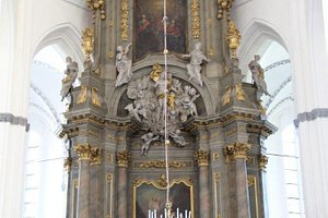 St.Mary's Church in Rostock