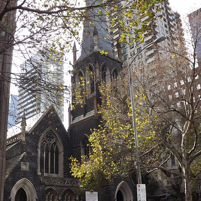 Wesley Church, Lonsdale Street
