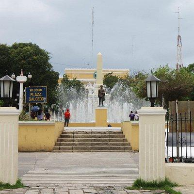 plaza de Salcedo