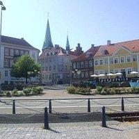 Helsingor Havn, Helsingor, Dinamarca.