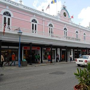 Da Costa Mall Little Switzerland Storefront