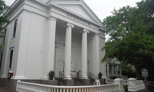 Nantucket Atheneum exterior