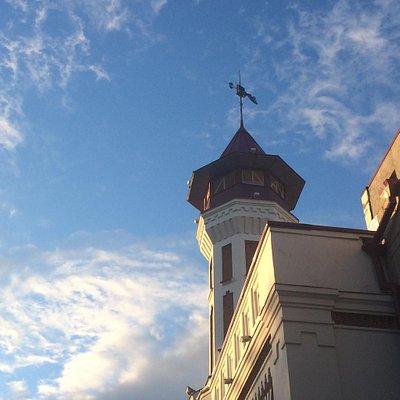 Пожарная каланча, Сыктывкар