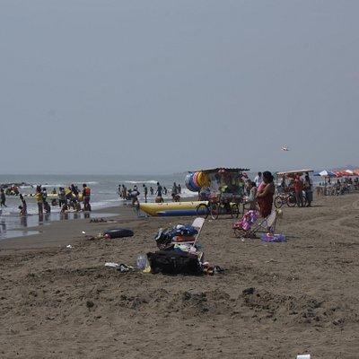 spiaggia di chachalacas
