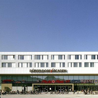 Düsseldorf Bilk Arcaden