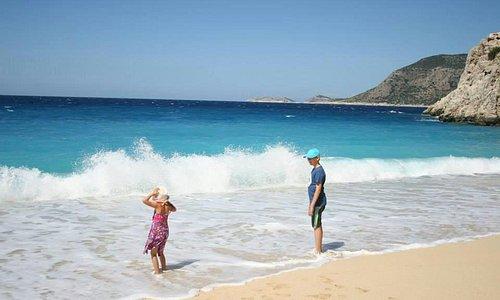 Kaputash beach