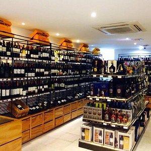 Almacén de Vinos & Licores en Cartagena