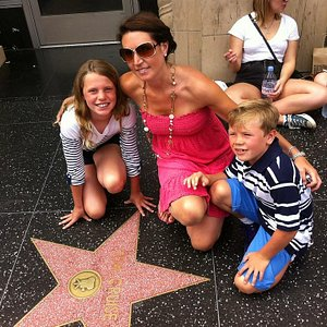 Family at Tom Cruise star
