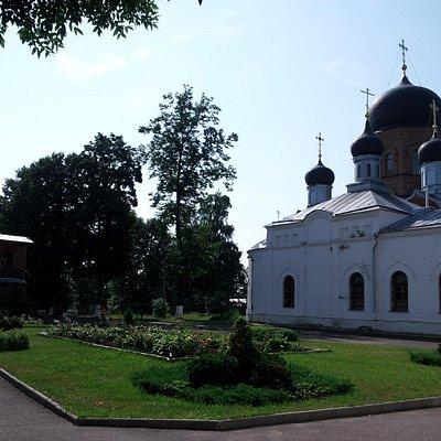 Svyato-Vvedensky monastry - by Dona-Natalia
