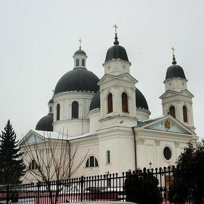 Chernivtsi: The Holy Spirit Orthodox Cathedral