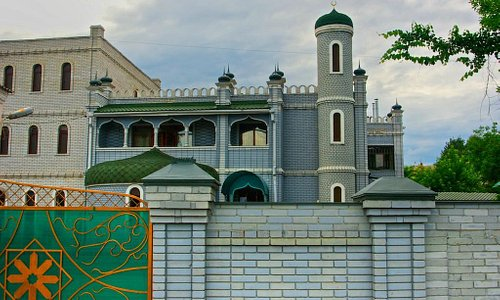 Poltava: Mosque