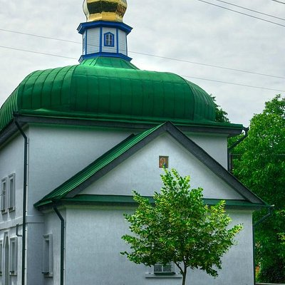 Poltava: Spasska (Savior) Church
