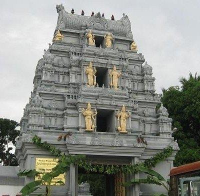 Abhaya hasta sri prasanna venkateswara swamy devalayam. Appalayakunta. Tirupati.