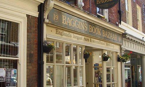 Baggins Book Bazaar (England's Largest Secondhand Bookshop)