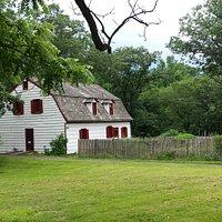 Dutch Farmhouse, circa 1740
