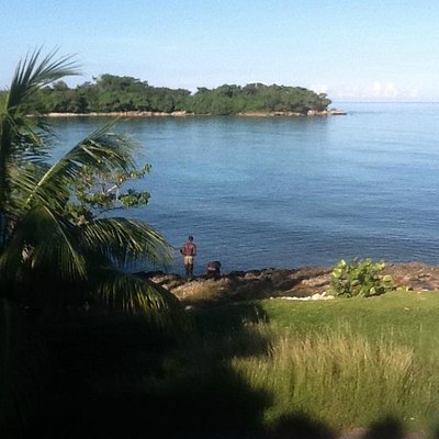 A View at Bloody Bay in Negril