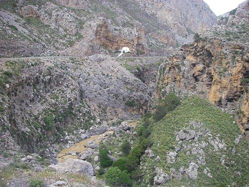scorcio del canyon