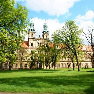 Kloster Lubiaz