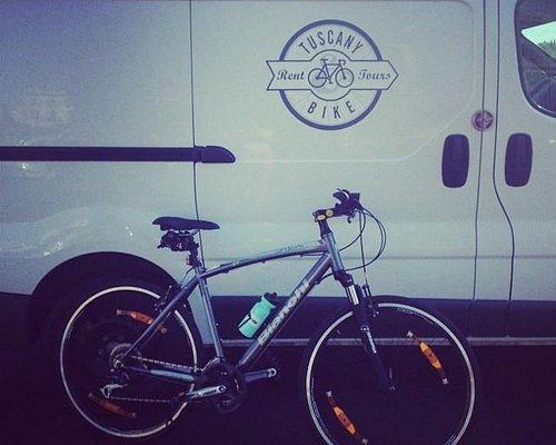 rent a trekking bike in Firenze