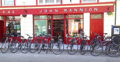 Mannion Bike Hire in Clifden Connemara