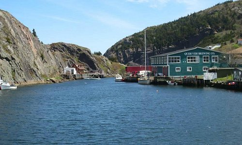 Located in the beautiful Quidi Vidi Village!