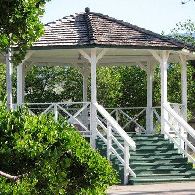 The Gazebo in Town Park