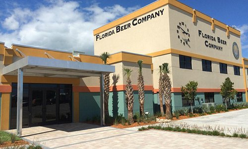 Florida Beer Company Brewery, Tap Room and Visitor Center