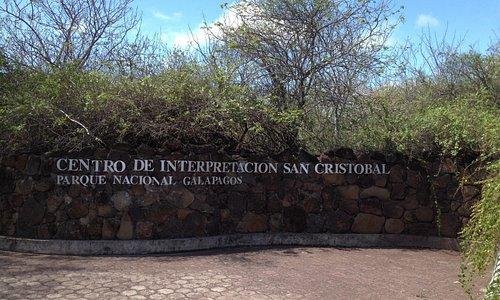 Centro de Interpretacion - Entrada