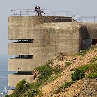 MP-1 Coastal Artillery Observation Tower