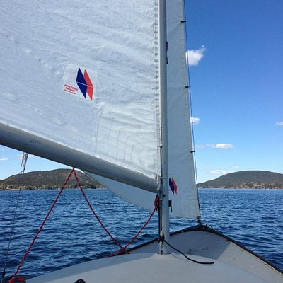 Great day for a sail!