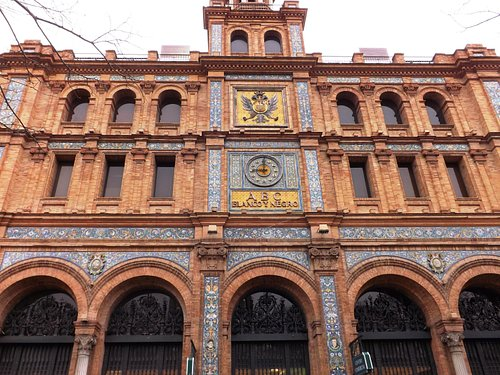 ABC Serrano - refers to the shopping centre within the beautiful ABC Building on Calle de Serran