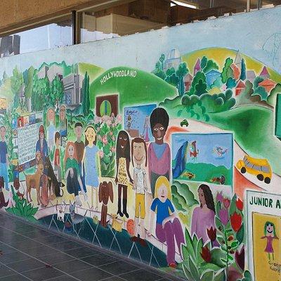 Wonderful Mural...
