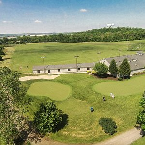 Beautiful Driving range, Chipping and Putting Greens