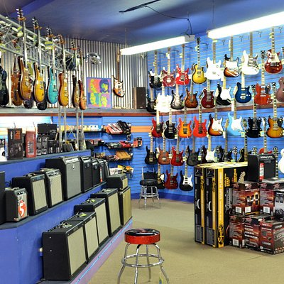 We carry new and instruments at every price range!