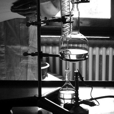 laboratorio origine green spirits