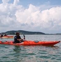 Kayaking the beautiful Essex River Basin