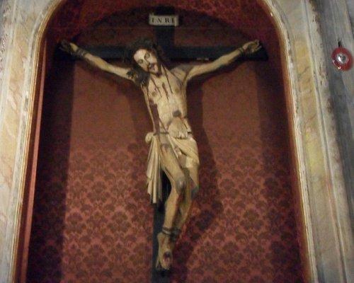 Il crocifisso ligneo 1